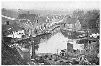 Volendam - Volendam early 20th century.