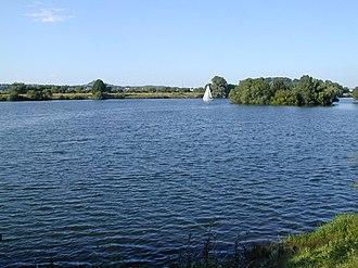 Lahn - Heuchelheim Lake