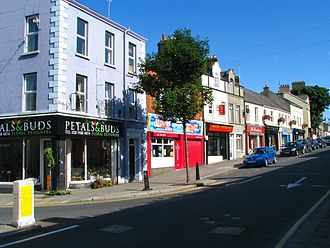 Donaghadee, where Lyttle had died after retiring there following his release from prison High Street, Donaghadee.jpg