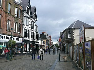 Charles Kennedy - Fort William, Scotland