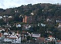 Higher Town, Minehead-houses on hillside.jpg
