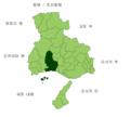 Himeji in Hyogo Prefecture ko.png