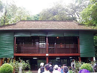 Presidential Palace Historical Site - Ho Chi Minh House