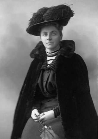 Emily Hobhouse - Emily Hobhouse in 1902