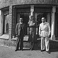 Hoge Veluwe Conferentie Nederlands-Indië ( Prof. Schermerhorn en echtgenote en …, Bestanddeelnr 901-6535.jpg