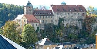 Hohnstein Castle (Saxon Switzerland) castle