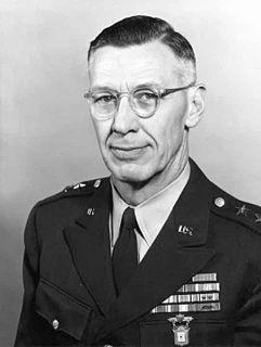 Holger Toftoy United States general