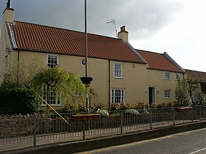 Hart, County Durham - Image: Holme Farm, Hart geograph.org.uk 413295