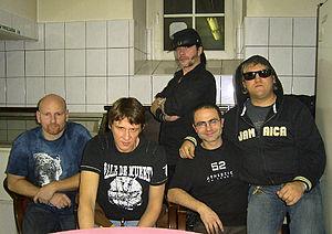 Homo Twist - Homo Twist in 2005.