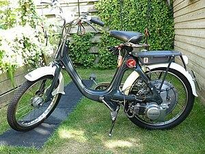 Honda P50 - Image: Hondap 50