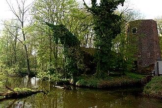 Drongen - Image: Hoosmolen 9 04 2009 17 02 34