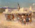 Hopi Dance Ceremony, Carl Lotave.png