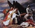Horace Vernet Edith retrouvant le corps d'Harold 1827.jpg