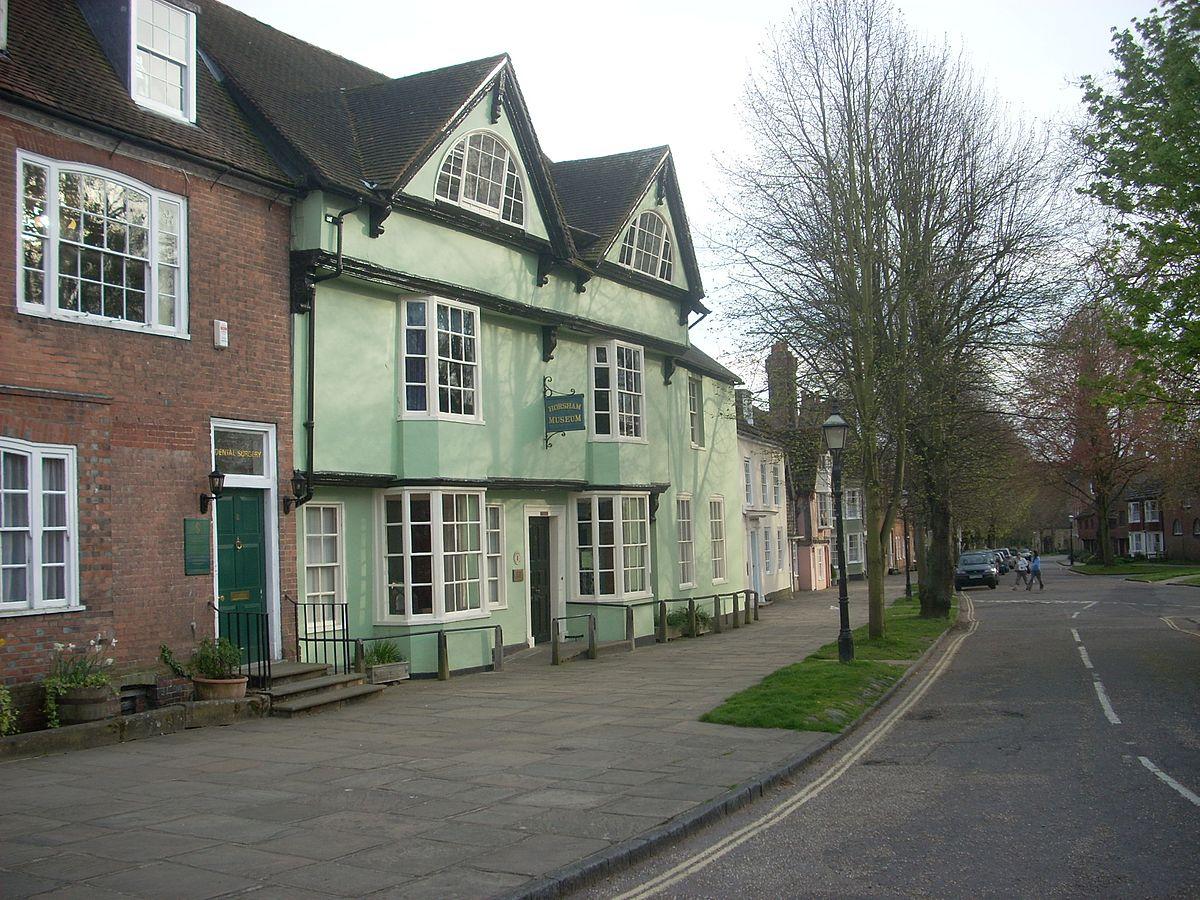 Horsham Museum - Wikipedia