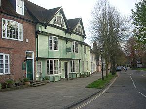 Horsham Museum - Image: Horsham museum