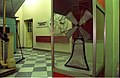 Hot Air Engine Fan - Motive Power Gallery - BITM - Calcutta 2000 167.JPG