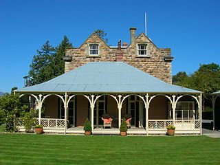 Ohinetahi historic building and garden
