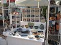 Hrnčířské trhy Beroun 2011, německá keramika 1.JPG