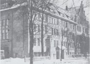 Photo of Hufen-Oberlyzeum, Hannah's first school