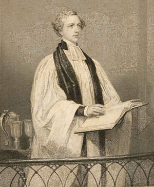 Hugh M'Neile - M'Neile in 1840