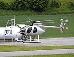 Hughes 369E - D-HHRM - Flughallenfest Vilshofen 2012 (4).JPG