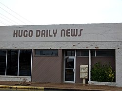 Hugo Daily News in Hugo Oklahoma