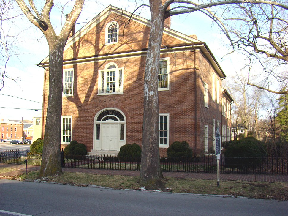 Hunt-Morgan House, Lexington Kentucky