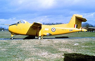 Hunting H.126 - Hunting H.126 at the RAF Museum Cosford (1976)