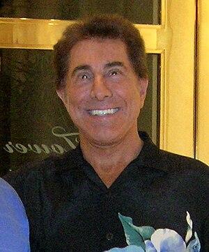 Steve Wynn, developer, taken inside the Wynn R...