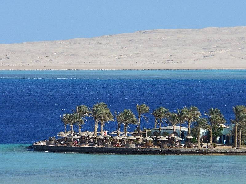 Cidades turísticas do Egito