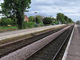 Hutton Cranswick Railway Station.JPG