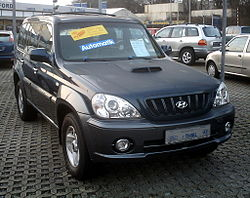 Hyundai Terracan – Wikipedia