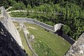 I09 638 Burg Landstein, Außenmauer.jpg