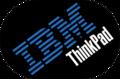 IBM ThinkPad Logo as used on some older ThinkPad cases.png