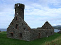 IOM Old Dormitory Round Tower by Malost.JPG