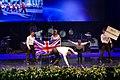 IPhO-2019 07-07 opening team United Kingdom.jpg