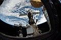 ISS-57 EVA (d) Oleg Kononenko and Sergey Prokopyev.jpg