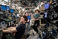 ISS-59 Anne McClain, David Saint-Jacques and Christina Koch inside the Destiny lab.jpg