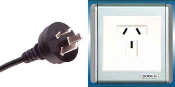 I plug