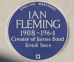 9648f18ab8a6 Blue plaque - Wikipedia