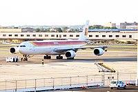 EC-JFX - A346 - Iberia