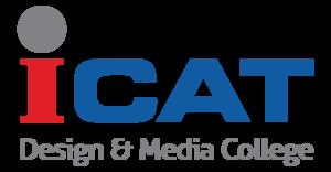 ICAT Design & Media College - Image: Icat logo