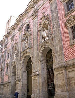 José Benito de Churriguera - San Cayetano Church, Madrid