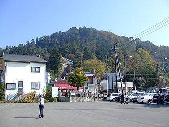 Aizuwakamatsu - Mount Iimori