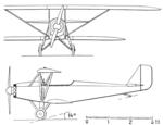 Ikarus L-1 2-view L'Aéronautique August,1929.png