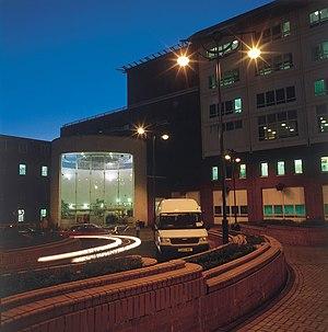 Leeds General Infirmary - LGI Jubilee Wing, opened 1998
