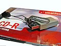 Imation USB flash drive and CD-R 20060126.jpg