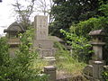 Img 223Grave of Tadao Ooasa, in the Aoyama Cemetery.jpg