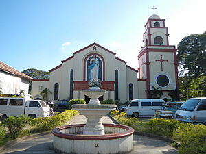 Urdaneta, Pangasinan - Immaculate Conception Cathedral