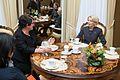 Ināra Mūrniece tiekas ar Francijas vēstnieci (30762666452).jpg